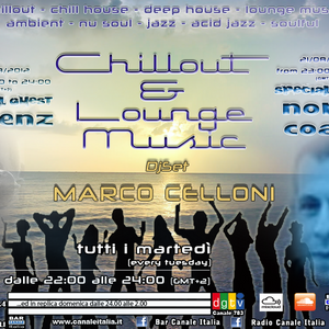 Bar Canale Italia - Chillout & Lounge Music - 21/08/2012.4 - Special Guest NORTH COAST