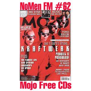 NoMen FM #62 - Mojo Freebies!