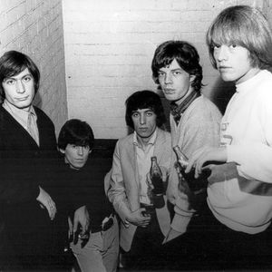 Rolling Stones - UK radio (BBC) 'Blues In Rhythm', London, Camden Theatre, 19 March, 1964