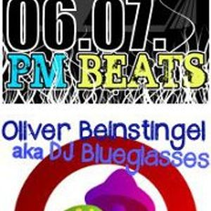 PM Beats am 06.07.12 mit Chris Wächter & DJ Blueglasses (Part of Bias-Cut) @ RauteMusik.fm