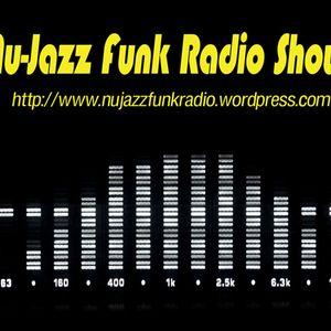 Nu-Jazz Funk Radio Show Episode 1-8; Jan 23, 2012