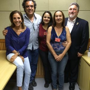 A vitória do Matemático Artur Ávila - Educação com Stavros Xanthopoylos, Paty fonte e Selma Campbell