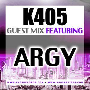 K405 Guest Mix - Ft Argy