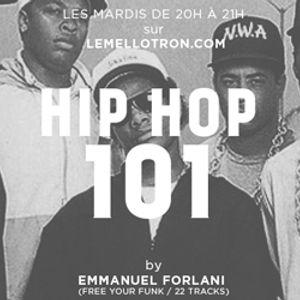 Emmanuel Forlani - HIPHOP101 - 006