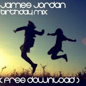 JamesJordan Birthday Mix [Free Download]