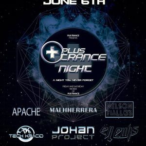Plus Trance Night EJLewis EP