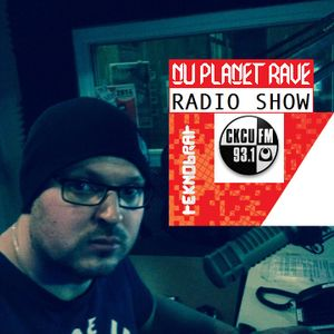 TEKNOBRAT on The Nu Planet Rave Show Episode 058 part 3 - 2015-02-15 - CKCU 93.1 FM Ottawa, CA