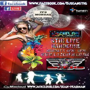 stig live lazerfm 9-10-2017