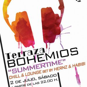 Hernz presents... Summertime @Terraza Bohemios