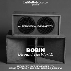 Robin (Around The World) • Afro Special • LeMellotron.com