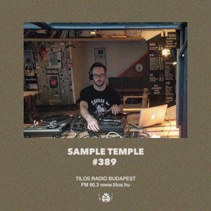 Sample Temple #389 · Tilos Radio · 11·06·2018