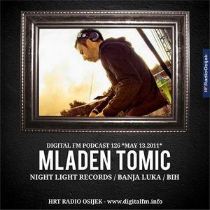 Mladen Tomic Live at DFM Night Sessions 126