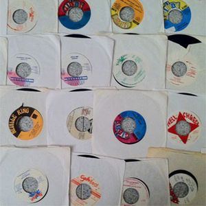 Foundation Selection - Miraflowers reggae roots 45 mix