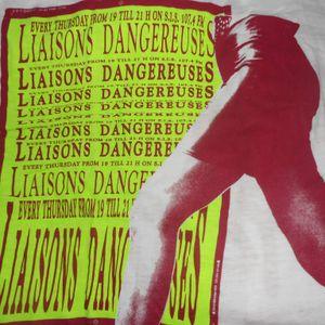 Liaisons Dangereuses Radio Show 19 February 1987 - Part 1A - Radio SIS - Antwerp - Sven Van Hees