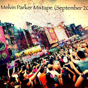 Melvin Parker Mixtape (September 2012)
