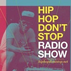 Hip Hop Don't Stop Radio Show 43