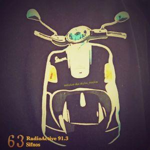 Miliokas on RadioActive 91,3 - 63