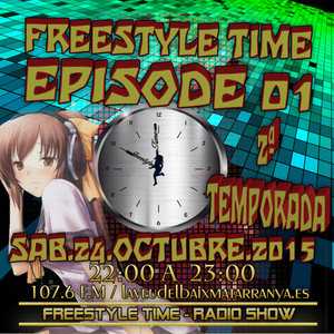 Freestyle Time Podcast(EP01-T2)
