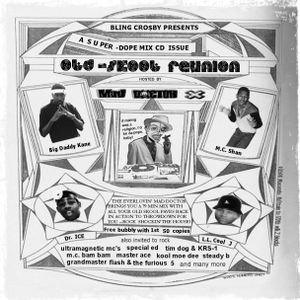 Old Skool Reunion by Mad Doctor X