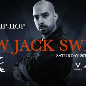 Mr. V - LIVE set @Ink. BAR Sofia - New Jack Swing