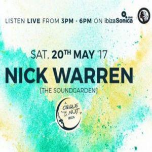 Nick Warren – Live @ Cirque De La Nuit Boat Party (Ibiza) 20-05-2017