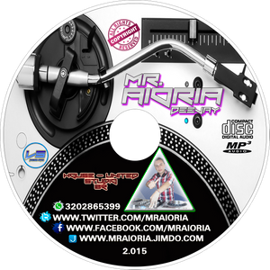 Mr Aioria Dj - Cultura Dj (Electronic Music Set)