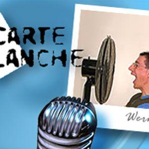 Playlist Carte Blanche 31 augustus 2012 (1e uur)