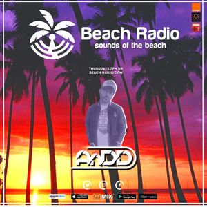 AnDD  - Beach Radio - Greene Palm Sessions 22nd April 2021
