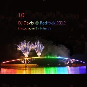 DJ Davis @ Bedrock Remix 121027
