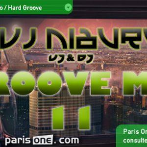 Dvj Niburu - Groove Me 11 (Paris One Reverse)
