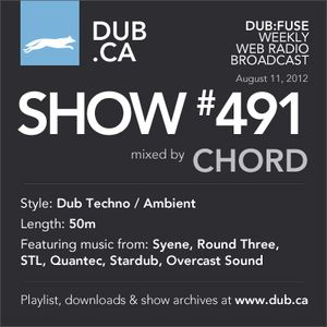 DUB:fuse Show #491 (August 18, 2012)