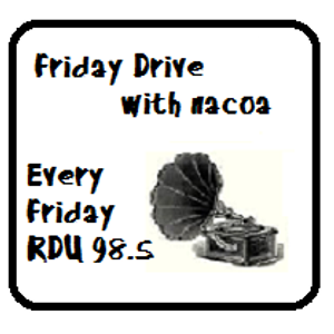 RDU Friday Drive 24-4-15