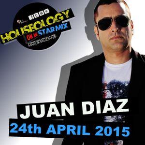 MARCO BRUZZANO present HOUSEOLOGY STARMIX - Special Guest ****JUAN DIAZ****