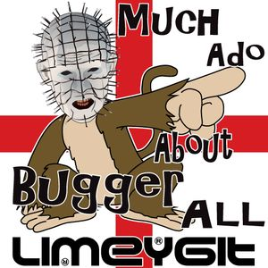 Much Ado About Bugger All - Jun 18 2012 - In-Ger-Land!
