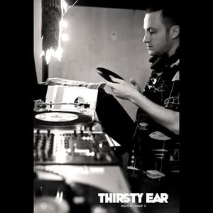 Liam Large (Jukebox Jam / Jazzman) - Live DJ Set at Thirsty Ear vs BoneShaker (Aug 2012)