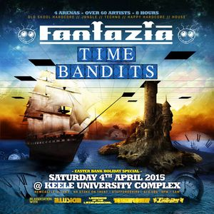 Fat Controller & MC N.R.G @ Fantazia Time Bandits
