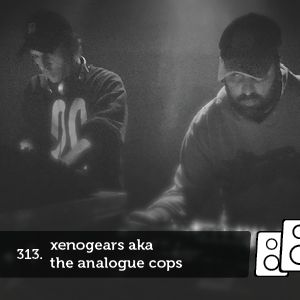 Soundwall Podcast #313: Xenogears aka The Analogue Cops