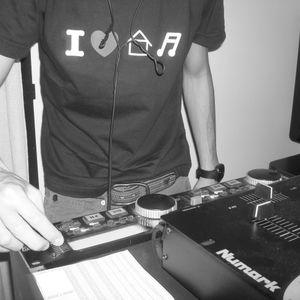 Dj A-Lee @ Live I Love House Music III (20-11-2011)