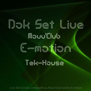 Dok Live @Mouv'Club (Fr) 25-03-2016