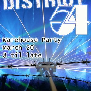 Amnesia Live @ District 54 (20-03-2010) ((LORP Productions))