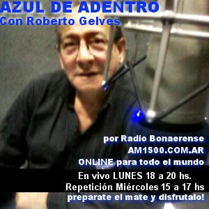 Azul de adentro 11/4/2016 . para escuchar en linea