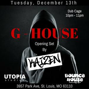 Kaizen G-House Set - Utopia Dub Cage