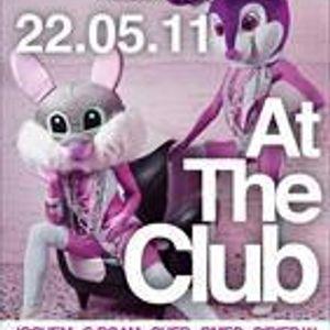 AT THE CLUB Mix (May 2011)