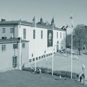 Museeerna, nationen och makten över historien