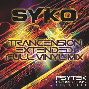 Syko - Trancension (Extended Full Vinyl Mix)