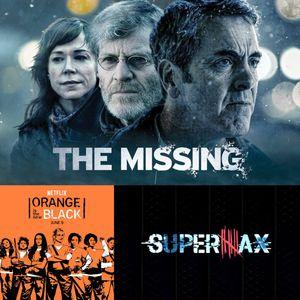 """Seriedependientes S03E2 - Hablamos de """"The Missing"""", """"Supermax"""" y """"OITNB S05"""""""
