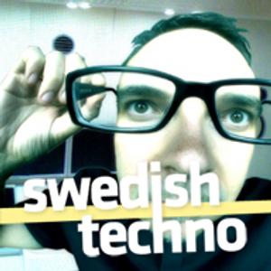 SWETECHNO001 - Hakan Lidbo Live @ Volt Festival- swedishtechno.com