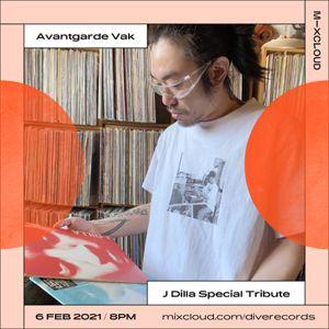 """Avantgarde Vak """"Open Ma Eyez"""" (J Dilla Special Tribute) - Record People, Episode #1"""