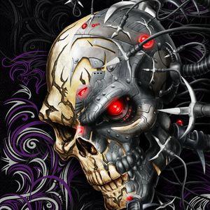 The Crystal Vitalic Evil Hybrid Hyper Method 2 Rock - Mixed by HeRBal_J 26-06-2011