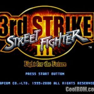 Initial V - Third Strike